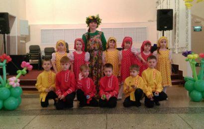 Детский ансамбль «Потеха»